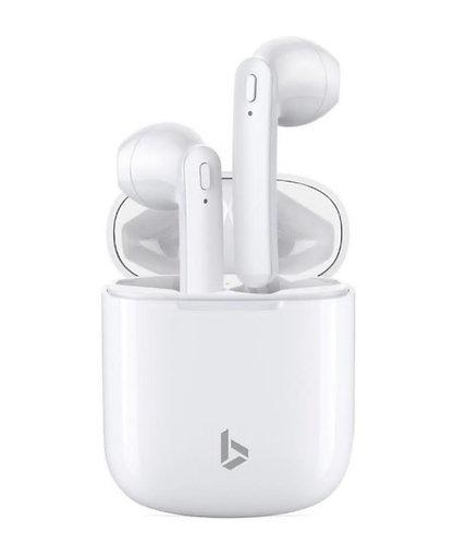Blaktron Airmax T12 True Wireless Earbuds White