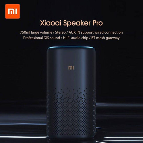 Original Xiaomi Mijia Xiaoai Speaker Pro 360 Degree Omnidirectional Sound Voice