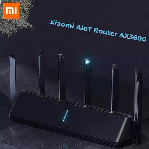 Xiaomi AX3600 AIoT Router Wifi 6 WPA3 Wifi6 600Mb Dual-Band 2976Mbs Gigabit Rate