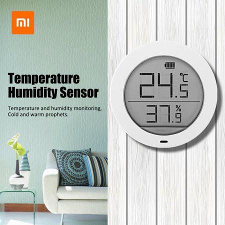 Mijia Bluetooth Temperature Humidity Sensor LCD Screen Digital Thermometer