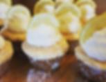 Lemon Meringe Cupcakes