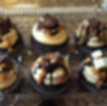 Delicious Reese Cup Cupcakes