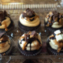 Delicious Reese's Cupcakes