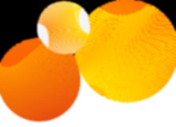 полосатые шары
