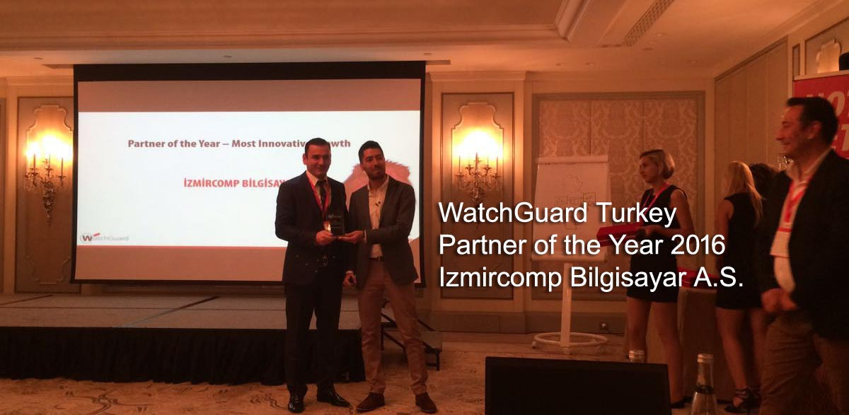 watchguard turkey partner of the year 2016