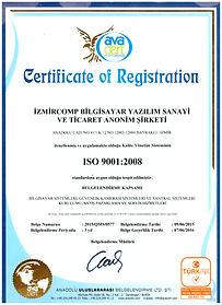 turkak ISO 9001:2008 Kalite izmircomp