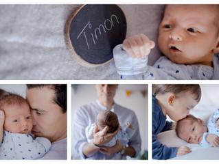 Hurra, Timon ist da!