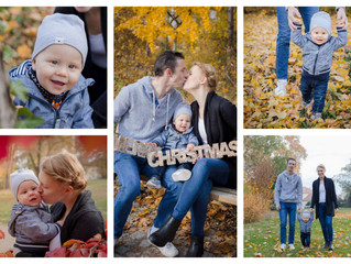 Familienshooting mit Strahlemann Paul