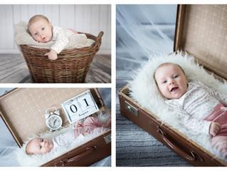Eine Welt ohne Kinder ist wie ein Himmel ohne Sterne! Willkommen kleine Hanna!