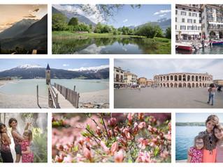 Photoshooting am Gardasee