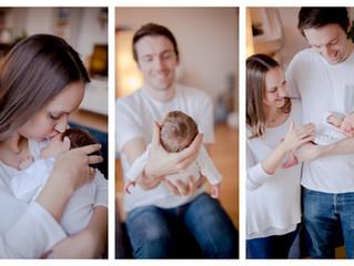 Strahlen wie ein Großer kann der kleine Mann schon: Welcome Joshua!