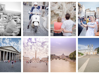 People, Views and Vibes of Rome