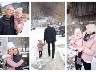 Familienshooting in der Steiermark