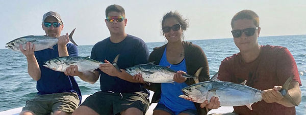 Outer Banks Inshore Fishing Charters