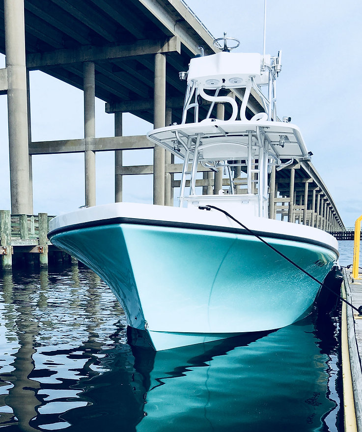 Chasin Tyde Outer Banks Inshore Fishing Charters