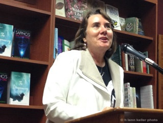 Bonnie Morris presents at author series