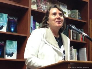 Bonnie Morris presents at author series