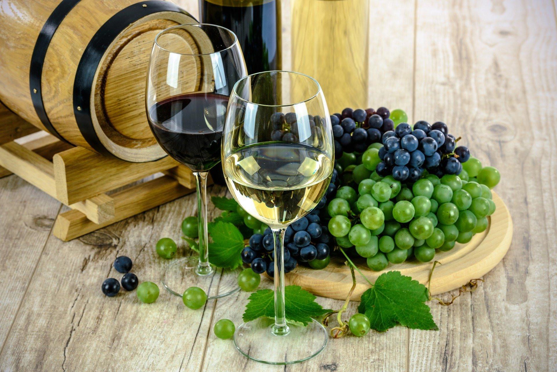 Assemblage des vins