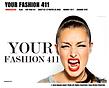 Your fashion 411 blog