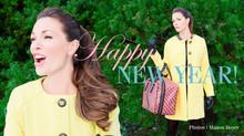 HAPPY NEW YEAR!  | BONNE ANNÉE!