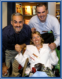 Diane Dike and the Kendrick Brothers, Movie Producers