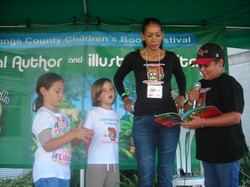 Chimmy OC Book Festival