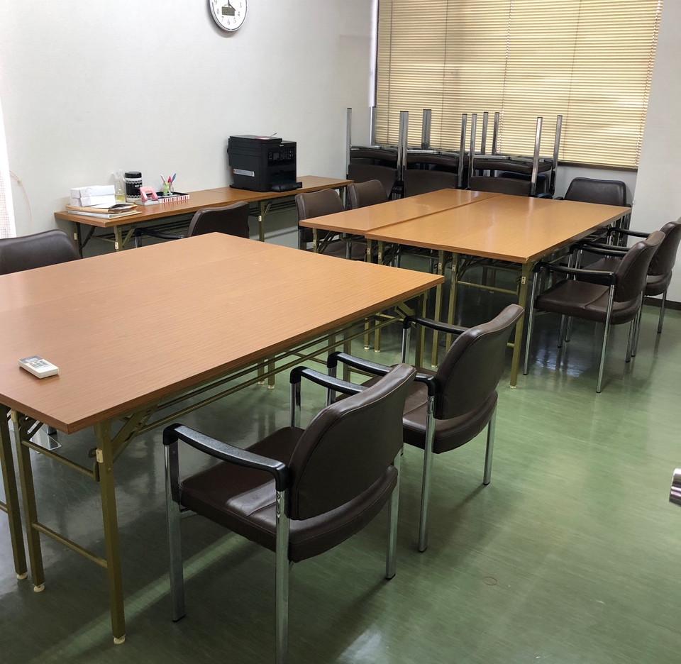1F女性会研修室