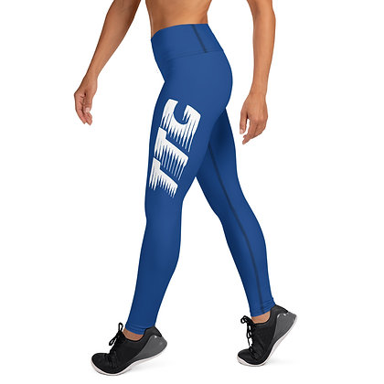 Women's Royal Blue/White TTG Training Day Leggings