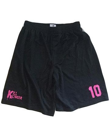 Men's TTG Kill Breast Kancer Black Shorts
