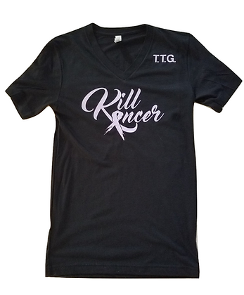Women's Kill All Kancer Premium V-Neck