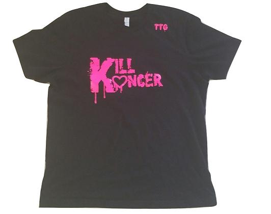 Men's Kill Breast Kancer Premium Crew Neck