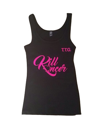 Women's Kill Breast Kancer Spandex Tank