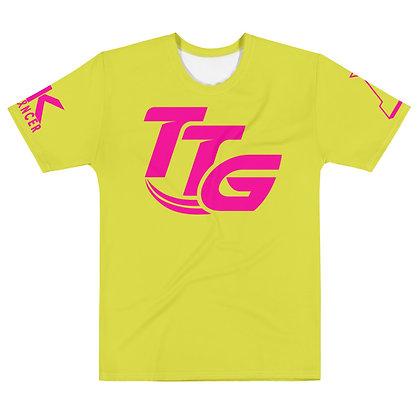 Kill Breast Kancer Neon Yellow/Pink Premier Jersey