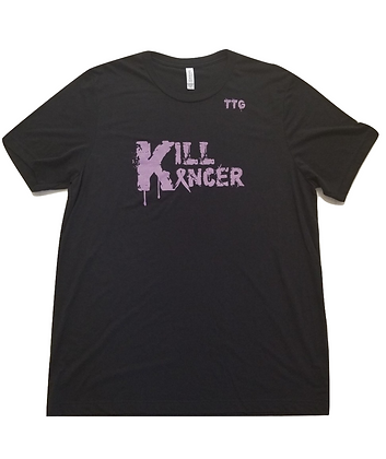 Men's Kill All Kancer Train-Dry Crew Neck