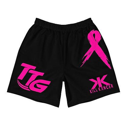 Kill Breast Kancer Black/Pink Premier Shorts