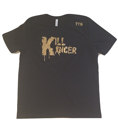Men's Kill Childhood Kancer Train-Dry Crew Neck