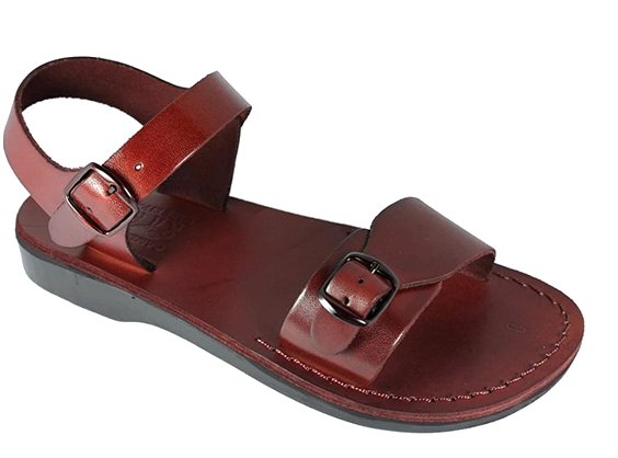 Traditional leather sandal