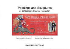 Cover of book about artwork at St George's, Hove