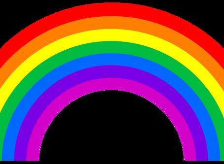 The promise of a rainbow