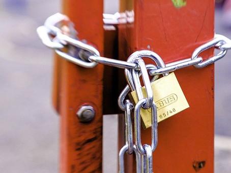 Lockdown: die Ausgangsperre / le confinement / el confinamiento