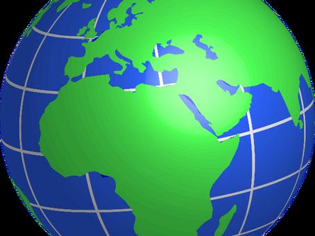 A globe-trotting Massgoer in lockdown