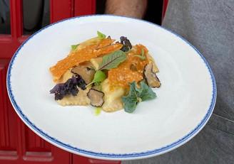 Aged Parmesan Agnolotti