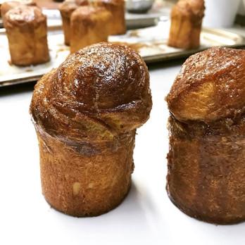 Cinnamon Laminated Brioche