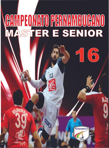 CAMPEONATO PERNAMBUCANO- Sênior e Master