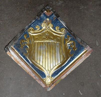 26in X 30in Shield Ceiling Tin