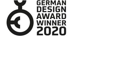 CYLEDGE German Design Award Winner 2020