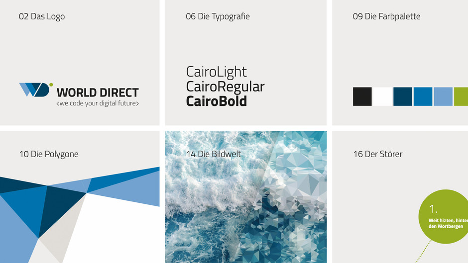 Rebranding der A1 Tochter World-Direct
