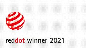 CYLEDGE gewinnt beim Red Dot Design Award 2021