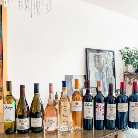 Tasting Notes - Gérard Bertrand's Organic French Wine Festival
