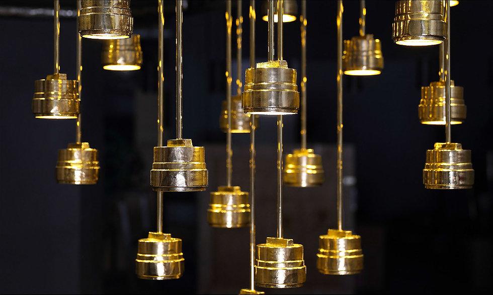 SBALINI-gold-patina-oversized-bronze-pen